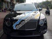 Bán xe Bentley Bentayga đời 2016, màu đen, nhập khẩu nguyên chiếc giá 20 tỷ 56 tr tại Hà Nội