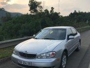 Bán ô tô Nissan Maxima đời 2001, màu bạc, nhập khẩu, giá tốt giá 240 triệu tại Yên Bái