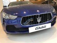 Bán xe Maserati Ghibli chính hãng giá tốt nhất, bán Maserati màu xanh độc, đại lý Maserati chính hãng giá 5 tỷ 462 tr tại Tp.HCM
