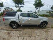 Bán xe bán tải Nissan Navara NP300 SL đời 2016, màu bạc, số sàn. Giá 605 triệu giá 605 triệu tại Đà Nẵng