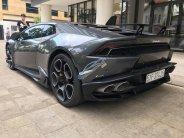 Bán Lamborghini Huracan đời 2016, màu xám (ghi), nhập khẩu nguyên chiếc giá 16 tỷ tại Tp.HCM