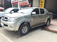 Bán Toyota Hilux G sản xuất năm 2010, màu bạc, nhập khẩu số sàn giá 425 triệu tại Hà Nội