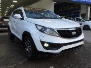 Bán Kia Sportage 2.0AT đời 2014, màu trắng, nhập khẩu nguyên chiếc, giá 695tr giá 695 triệu tại Hà Nội