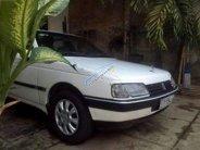 Bán Peugeot 405 sản xuất 1990, màu trắng, nhập khẩu nguyên chiếc chính chủ giá 47 triệu tại Tp.HCM
