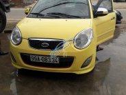 Bán gấp Kia Morning LX 2010, màu vàng - Xe bản thiếu giá 165 triệu tại Yên Bái