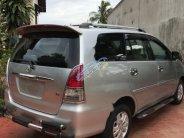 Cần bán gấp Toyota Innova G đời 2011, màu bạc xe gia đình giá 450 triệu tại Đắk Lắk