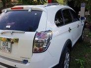 Bán Chevrolet Captiva đời 2007, màu trắng, xe nhập  giá 410 triệu tại Đồng Nai