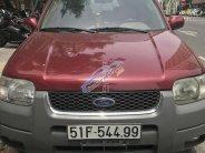 Bán ô tô Ford Escape 2001, màu đỏ giá 155 triệu tại Đà Nẵng