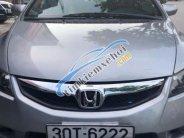 Bán Honda Civic 1.8MT (số sàn) sx cuối 2009 form mới 2010, màu ghi, mới đi 6,8 vạn km giá 360 triệu tại Hà Nội