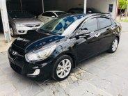 Cần bán gấp Hyundai Accent 1.4 AT 2011, màu đen, nhập khẩu nguyên chiếc giá 405 triệu tại Hà Nội