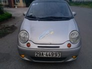 Cần bán Daewoo Matiz SE đời 2002, màu bạc giá 78 triệu tại Hà Nội