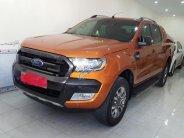 Cần bán lại xe Ford Ranger Wildtrak 3.2L 4x4 AT năm 2015, nhập khẩu giá 770 triệu tại Hà Nội