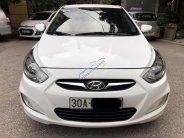 Bán ô tô Hyundai Accent đời 2012, màu trắng, nhập khẩu nguyên chiếc giá 435 triệu tại Hà Nội