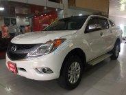 Cần bán Mazda BT 50 2.2L 4x2 AT 2015, màu trắng, nhập khẩu nguyên chiếc còn mới, giá tốt giá 525 triệu tại Phú Thọ