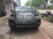Bán xe Toyota Land Cruiser 4.6 2015, màu đen, nhập khẩu nguyên chiếc như mới giá 3 tỷ 590 tr tại Hà Nội