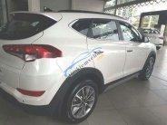 Cần bán xe Hyundai Tucson 2.0 AT đời 2018, màu trắng giá 920 triệu tại Vĩnh Long