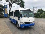Bán ô tô Hyundai County đời 2013, hai màu chính chủ giá 690 triệu tại Hà Nội