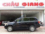 Cần bán lại xe Toyota Land Cruiser VX 4.6 V8 năm sản xuất 2013, màu đen, xe nhập giá 2 tỷ 500 tr tại Hà Nội