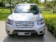 Cần bán gấp Hyundai Santa Fe SLX năm 2009, màu bạc, xe nhập, 695 triệu giá 695 triệu tại Tp.HCM