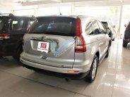 Bán xe Honda CR V 2.4 AT đời 2010, màu bạc số tự động, giá tốt giá 595 triệu tại Hà Nội