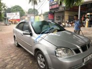 Cần bán xe Chevrolet Lacetti đời 2005, màu bạc, giá chỉ 138 triệu giá 138 triệu tại Hà Nội