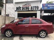 Bán xe Chevrolet Aveo đời 2016, màu đỏ giá 385 triệu tại Hải Phòng