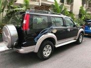 Bán ô tô Ford Everest MT đời 2009, màu đen chính chủ, giá chỉ 395 triệu giá 395 triệu tại Hà Nội