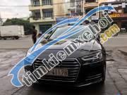Cần bán xe Audi A4 năm 2016, màu đen, nhập khẩu giá 1 tỷ 449 tr tại Tp.HCM