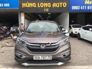Bán Honda CR V 2.0 AT sản xuất 2016, màu nâu   giá 835 triệu tại Hà Nội