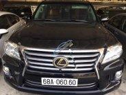 Bán Lexus LX 570 đời 2014, màu đen, nhập khẩu   giá 4 tỷ 800 tr tại Tp.HCM