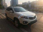 Bán Kia Sorento GAT 2.4L 2WD sản xuất 2013, màu trắng giá 640 triệu tại Hà Nội