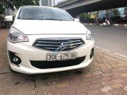 Cần bán Mitsubishi Attrage 1.2 máy xăng MT, màu trắng, đăng ký 2017, nhập khẩu nguyên chiếc, 388triệu giá 388 triệu tại Hà Nội