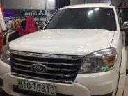 Bán xe Ford Everest 2012 AT, sản xuất năm 2012, màu trắng giá 550 triệu tại Tp.HCM