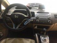 Cần bán lại xe Honda Civic 1.8 AT đời 2009, màu xám, 425 triệu giá 425 triệu tại Phú Thọ
