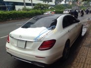 Chính chủ bán ô tô Mercedes E300 AMG sản xuất 2016, màu trắng giá 2 tỷ 450 tr tại Tp.HCM