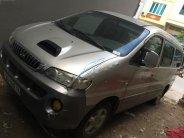 Cần bán gấp Hyundai Starex Van 2.5 MT năm sản xuất 2002, màu bạc, nhập khẩu giá 155 triệu tại Hà Nội