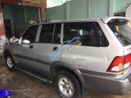 Cần bán lại xe Ssangyong Musso đời 2004, màu bạc giá 172 triệu tại Tp.HCM