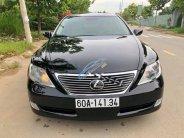 Bán ô tô Lexus LS 460 năm 2007, màu đen, xe nhập    giá 1 tỷ 240 tr tại Đồng Nai