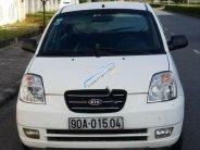 Bán Kia Morning sản xuất năm 2007, màu trắng, nhập khẩu nguyên chiếc giá 146 triệu tại Hải Phòng