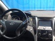Bán ô tô Hyundai Sonata năm sản xuất 2010, màu bạc, nhập khẩu xe gia đình giá 550 triệu tại Tp.HCM