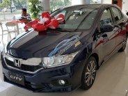 Bán xe Honda City sản xuất năm 2018, màu đen, giá tốt giá 559 triệu tại Tp.HCM