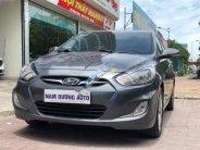 Cần bán Hyundai Accent 1.4 AT năm sản xuất 2012, màu xám, xe nhập chính chủ giá 420 triệu tại Hà Nội