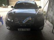 Bán Hyundai Santa Fe SLX, sản xuất 2009 nhập khẩu màu đen giá 660 triệu tại Hà Nội