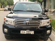 Bán xe Toyota Land Cruiser sản xuất 2015 màu đen, giá tốt, xe nhập giá 2 tỷ 850 tr tại Hà Nội