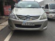 Cần bán xe Toyota Innova đời 2009, màu bạc giá 405 triệu tại Thái Bình