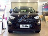 Bán Ford Ecosport 1.5 Ambiente màu đen 2018, giá tốt, hỗ trợ trả góp. L/H 090.778.2222 giá 556 triệu tại Hà Nội