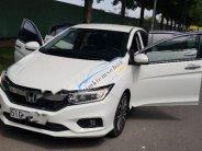 Cần bán lại xe Honda City 1.5AT đời 2017, màu trắng  giá 709 triệu tại Tp.HCM