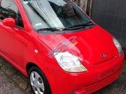 Bán Chevrolet Spark 0.8AT đời 2009, màu đỏ, xe nhập  giá 155 triệu tại Hà Nội