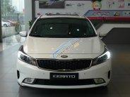 Cần bán xe Kia Cerato 1.6 AT sản xuất năm 2018, màu trắng giá cạnh tranh giá 589 triệu tại Hà Nội