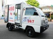 Bán xe tải Suzuki 490kg thùng kín – Cửa trượt, nhập khẩu linh kiện giá 320 triệu tại Tp.HCM